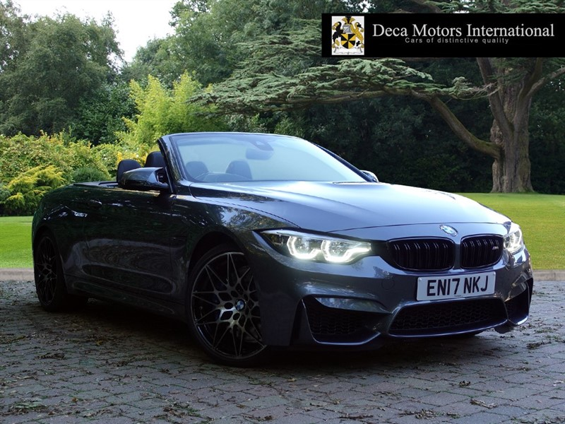 used BMW M4 COMPETITION PACK