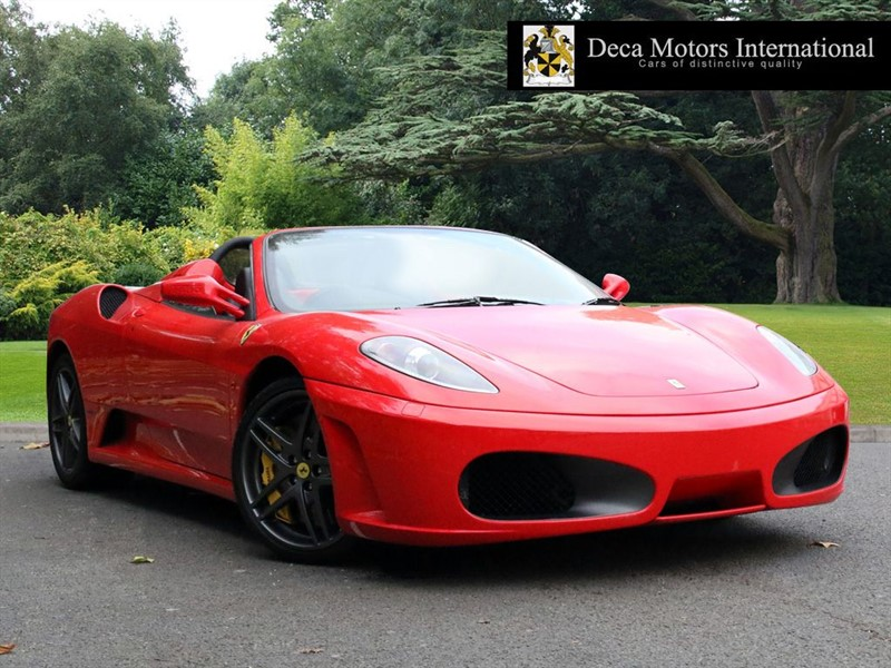 used Ferrari F430 SPIDER in London