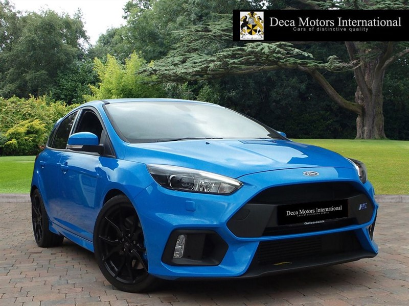 used Ford Focus RS in London