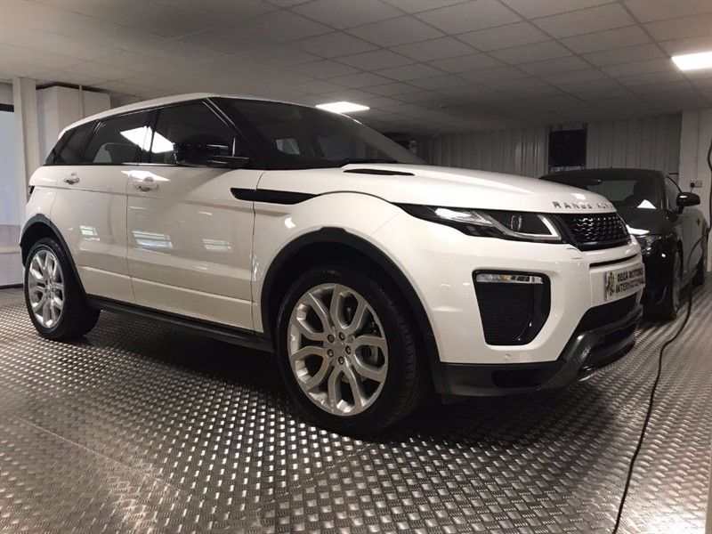 used Land Rover Range Rover Evoque SDi4 HSE Dymamic in London