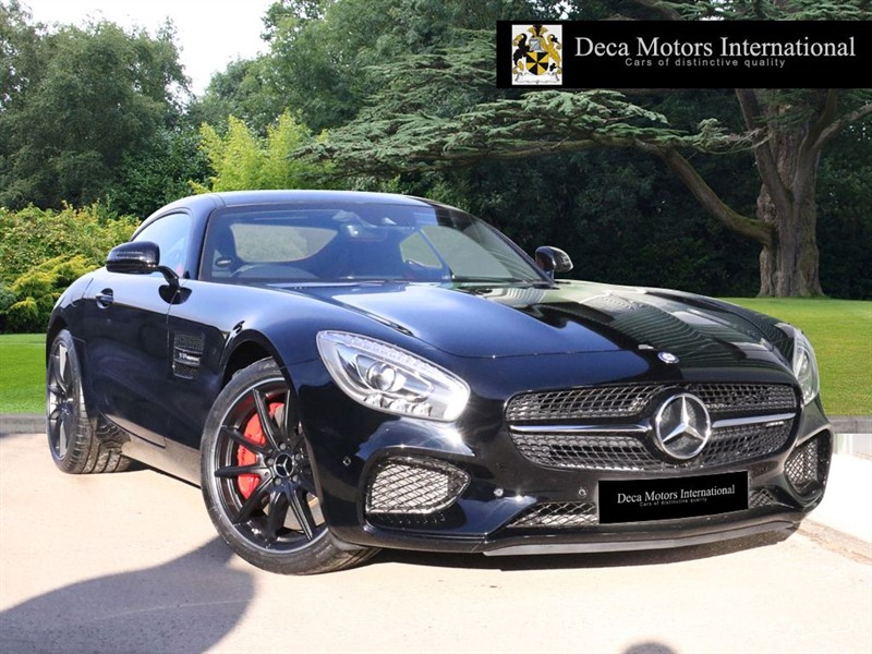 used Mercedes  GT AMG GT S PREMIUM (VAT Q) in London