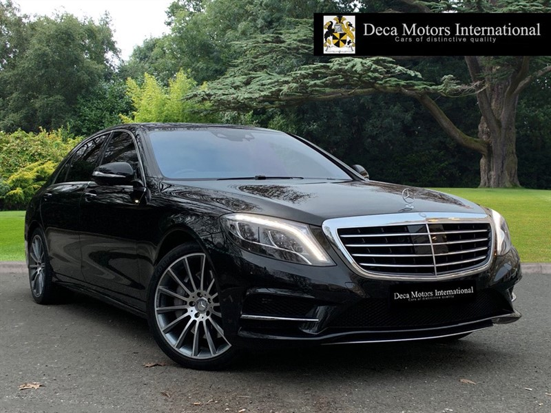 used Mercedes S400 HYBRID L AMG LINE (30K Worth Of Extras)