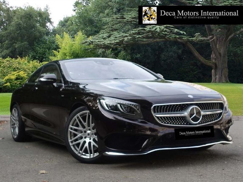 used Mercedes S500 AMG LINE PREMIUM (BRABUS) in London