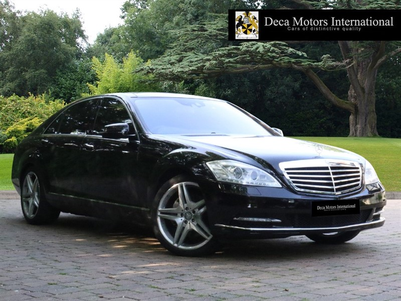 used Mercedes S500 L in London