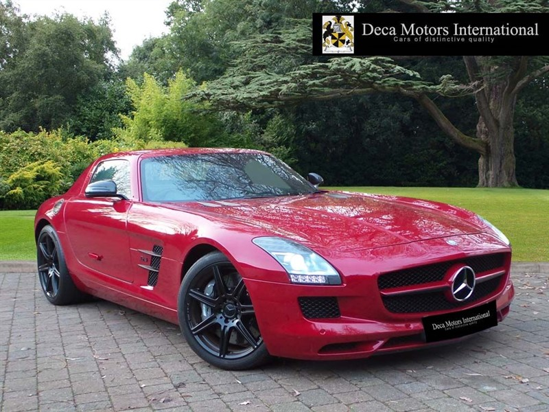 "used Mercedes SLS ""Performance Studio""VAT Q in London"