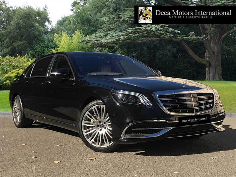 used Mercedes S600L MAYBACH S 650 (VAT Q)