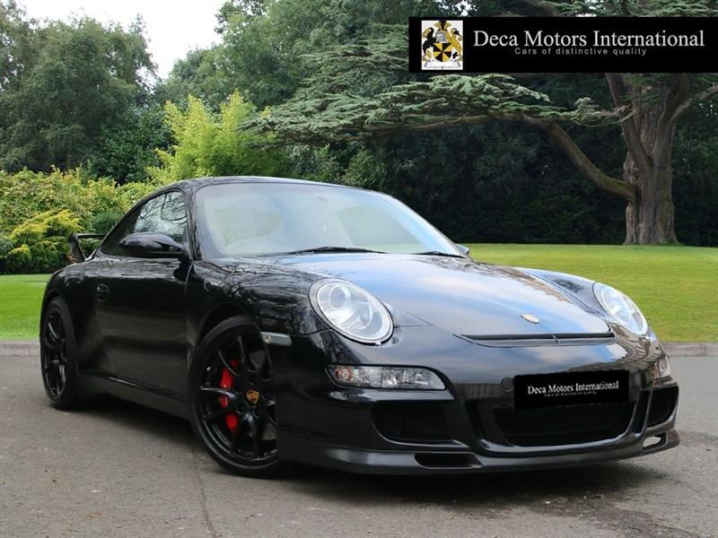 """used Porsche 911 GT3 Comfort Pack"""" """"Stunning Example"""" """"Low Miles"""" """"Porsche Warranty"""" in London"""