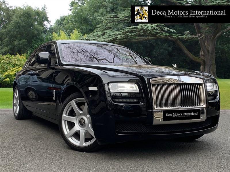 used Rolls-Royce Ghost V12 SWB