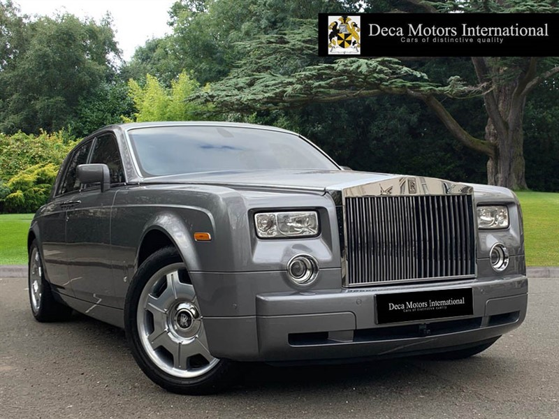 used Rolls-Royce Phantom V12