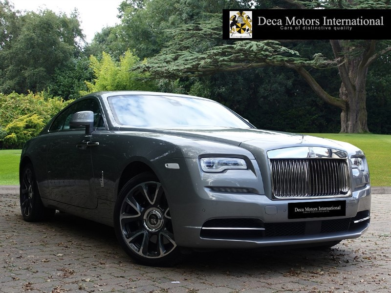 used Rolls-Royce  V12
