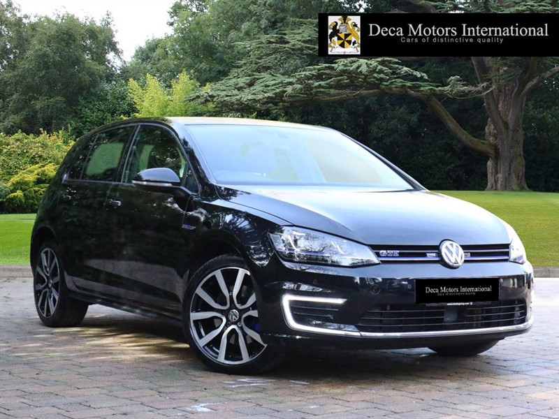 used VW Golf GTE (VAT Q) in London