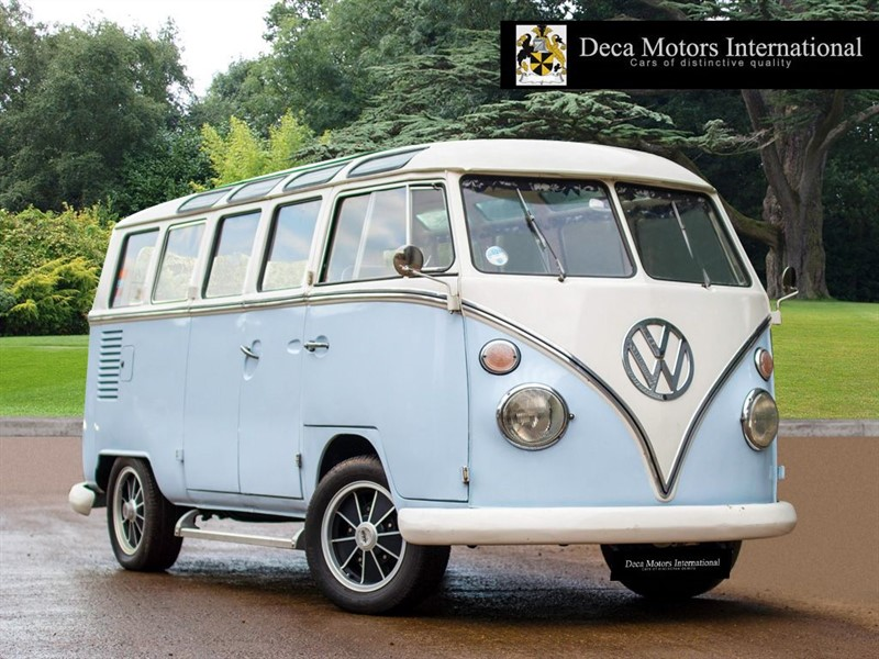 "used VW Transporter CAMPER VAN ""LHD"" in London"