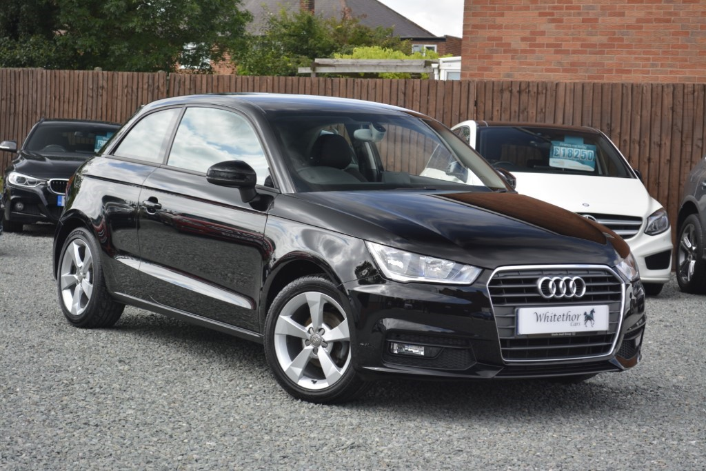 used Audi A1 TFSI SPORT in leicestershire