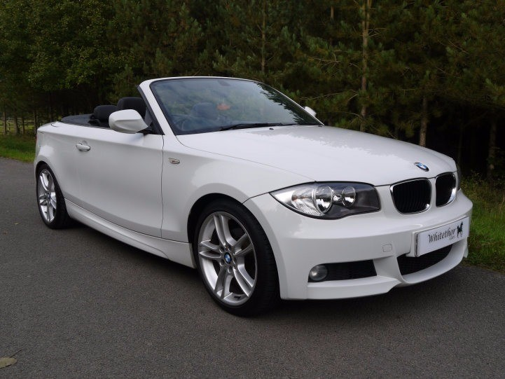 used BMW 118i M SPORT in leicestershire