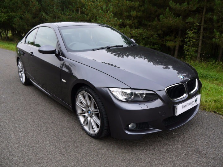 used BMW 320i M SPORT in leicestershire