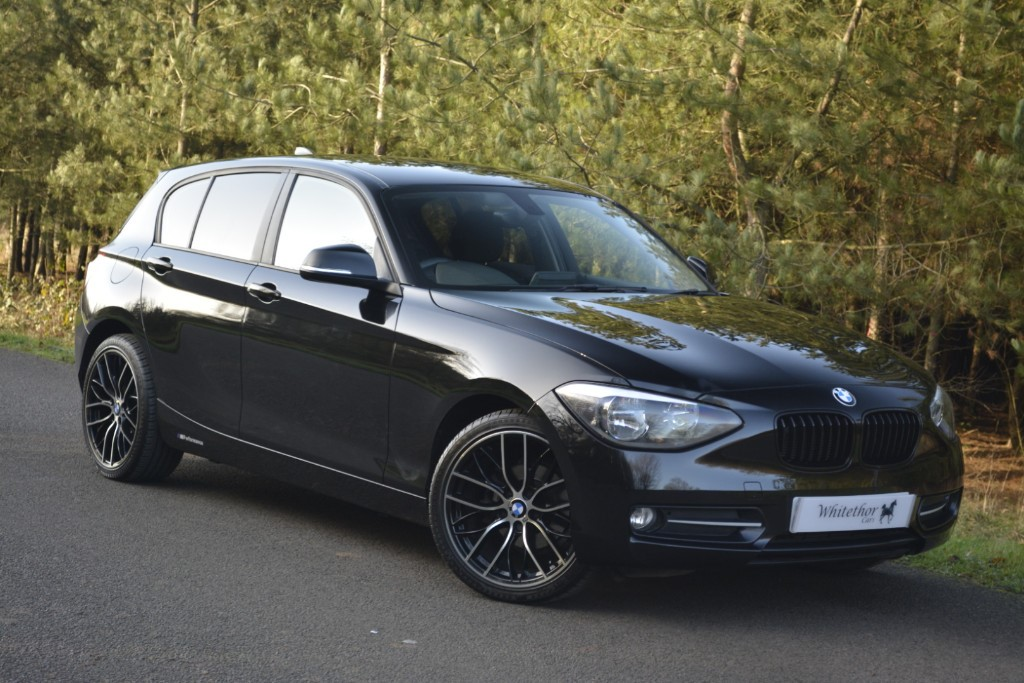 used BMW 116i SPORT in leicestershire