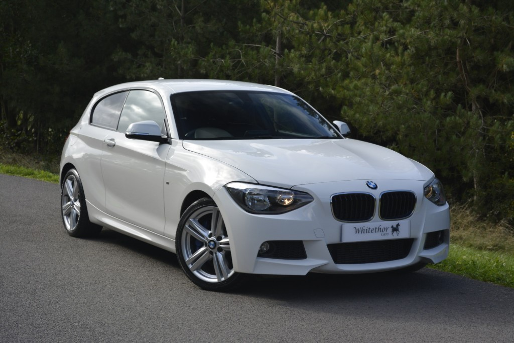 used BMW 120d M SPORT in leicestershire