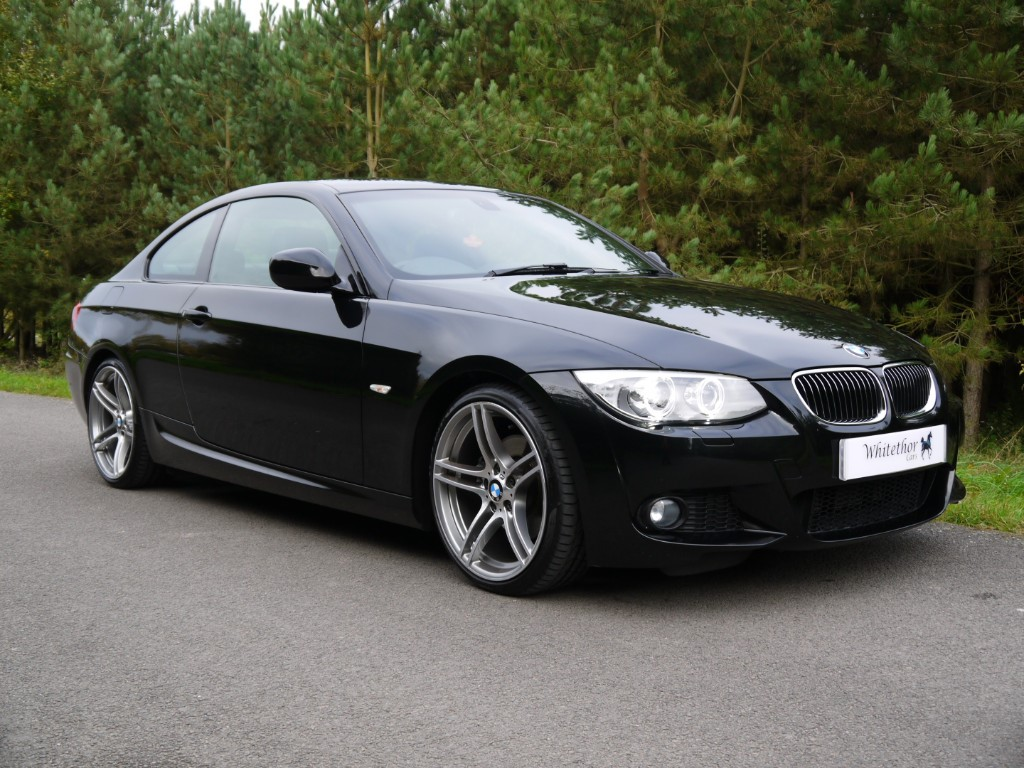 used BMW 320d 320D SPORT PLUS EDITION in leicestershire