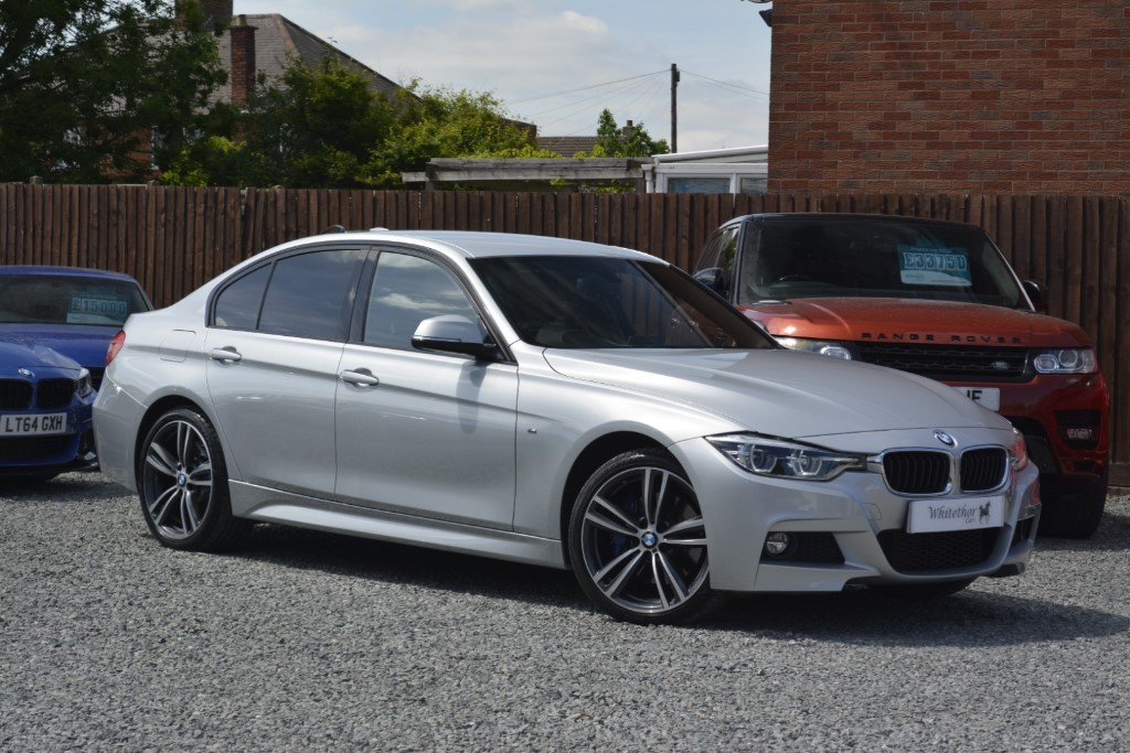 used BMW 320d XDRIVE M SPORT in leicestershire