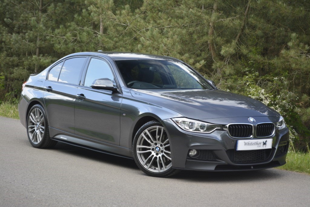 used BMW 330d XDRIVE M SPORT in leicestershire