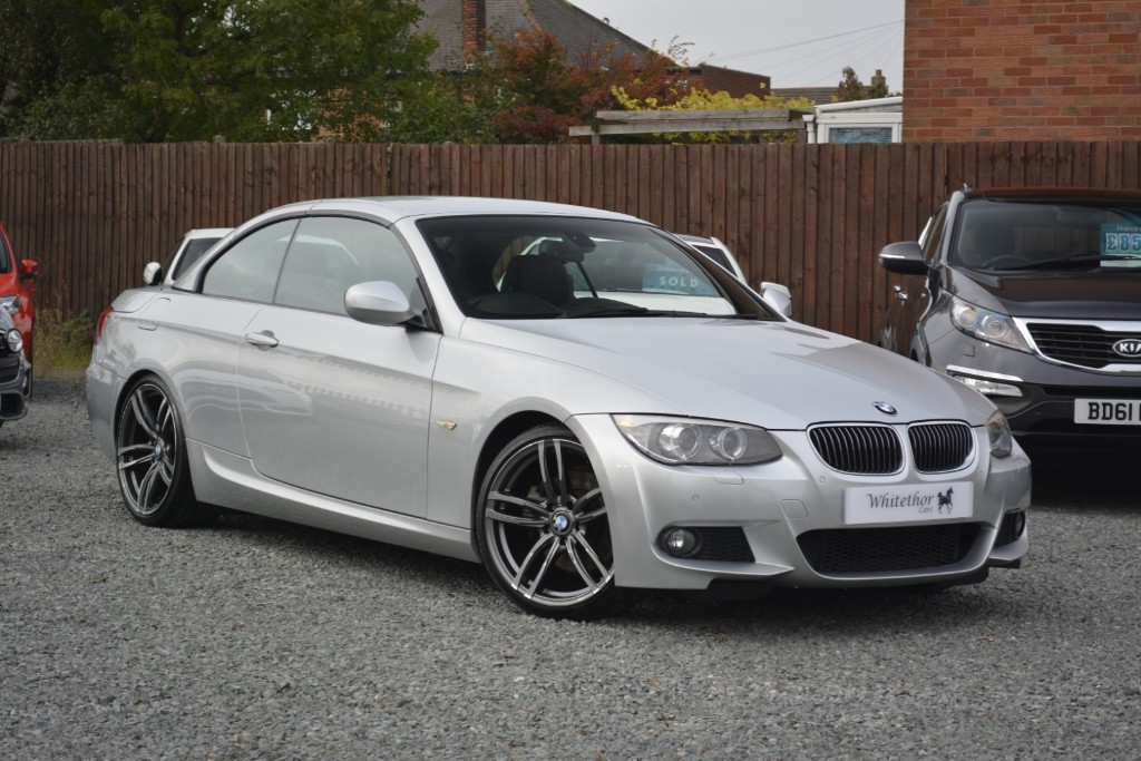 used BMW 330i M SPORT in leicestershire