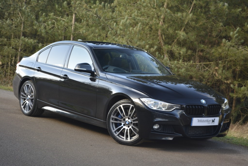 used BMW 335d XDRIVE M SPORT in leicestershire