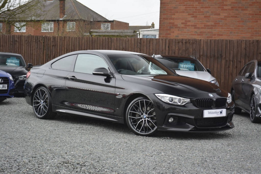 used BMW 435i M SPORT in leicestershire