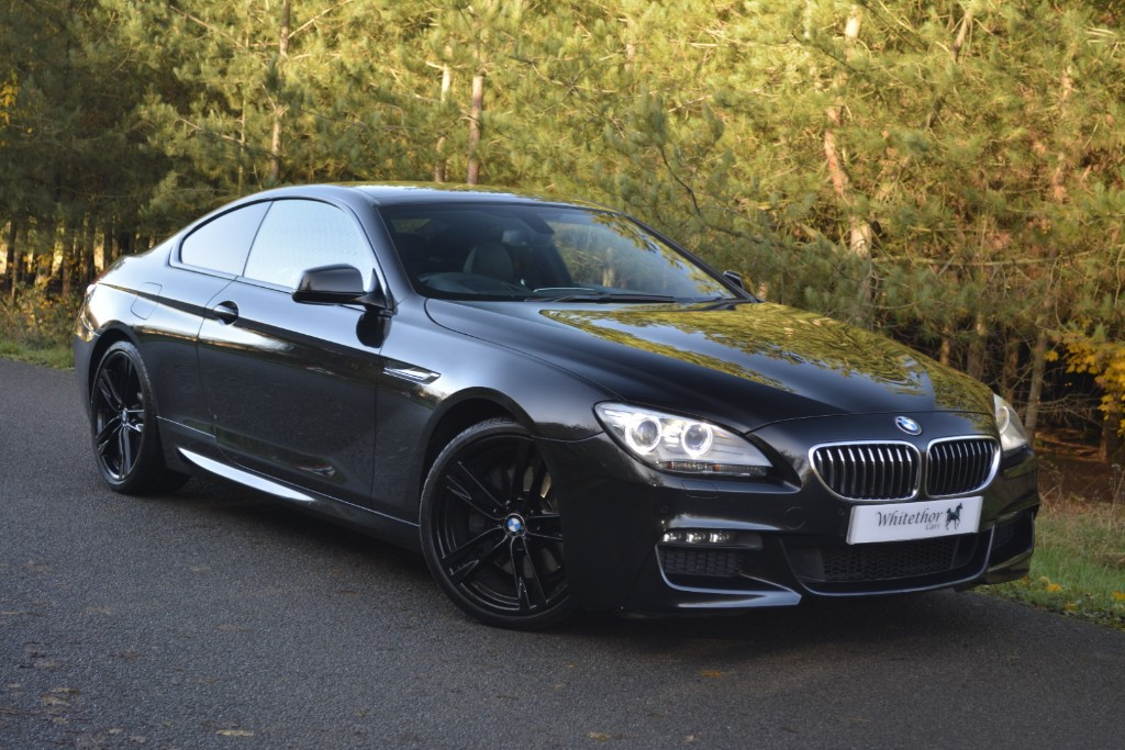 used BMW 640d M SPORT in leicestershire