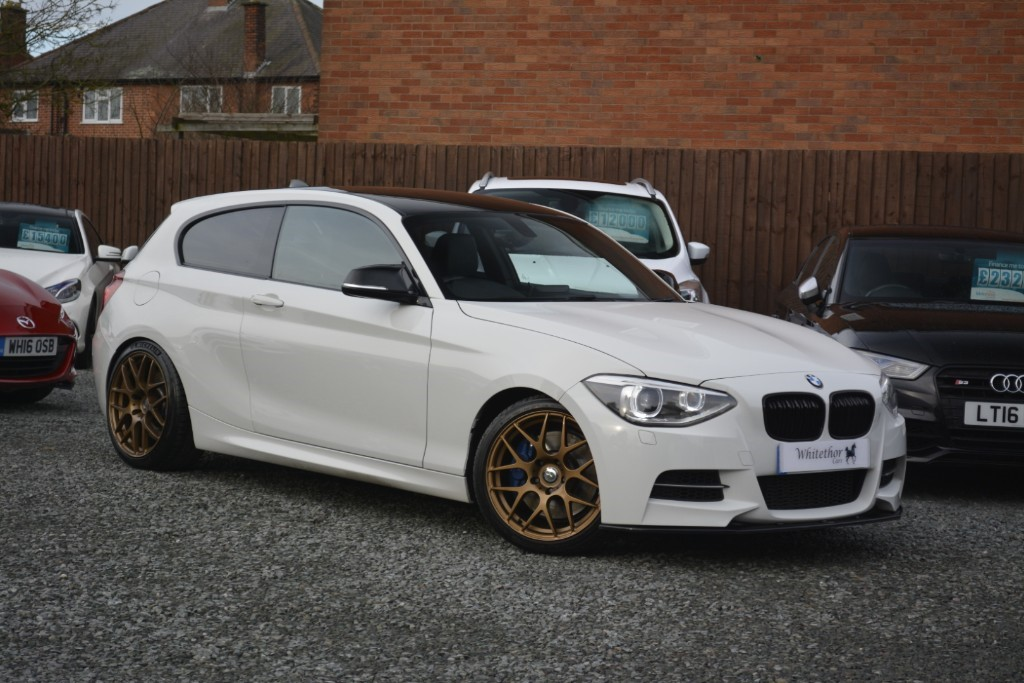 used BMW M135i  in leicestershire