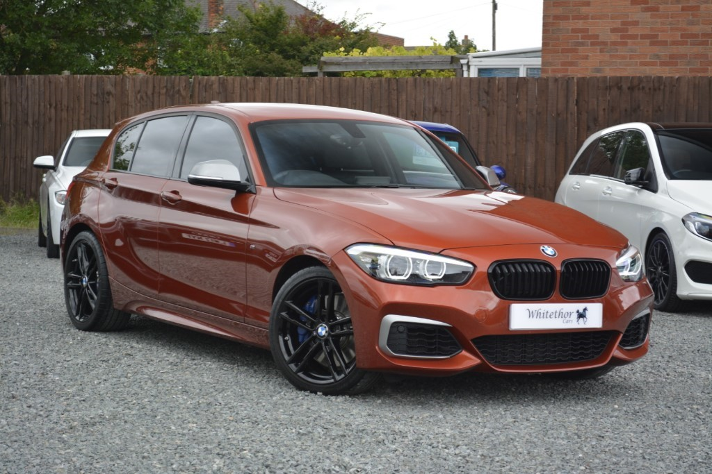 used BMW M140i SHADOW EDITION in leicestershire