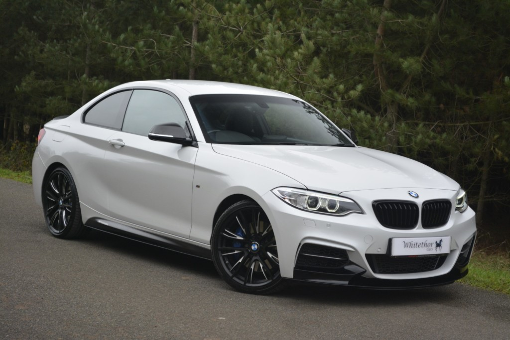 used BMW M235i  in leicestershire
