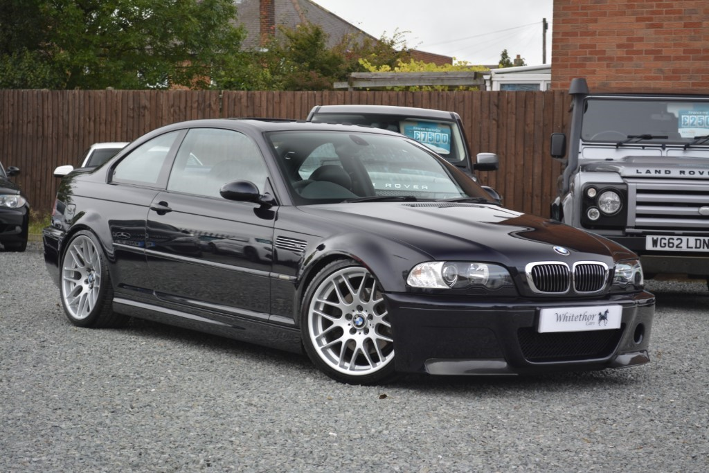 used BMW M3 SMG in leicestershire