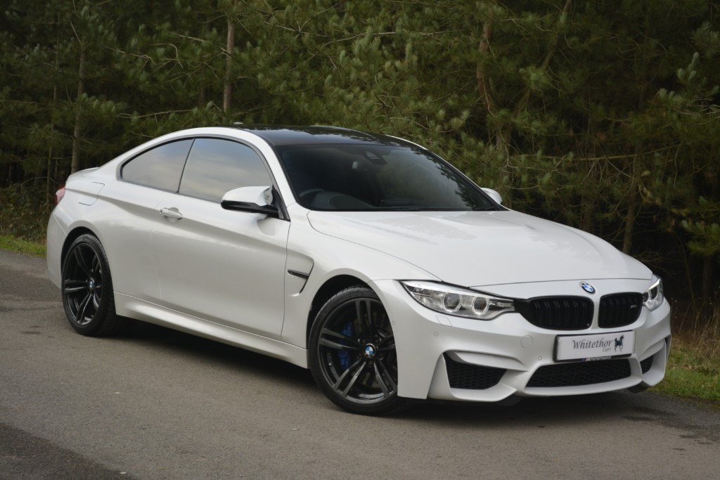 used BMW M4  in leicestershire