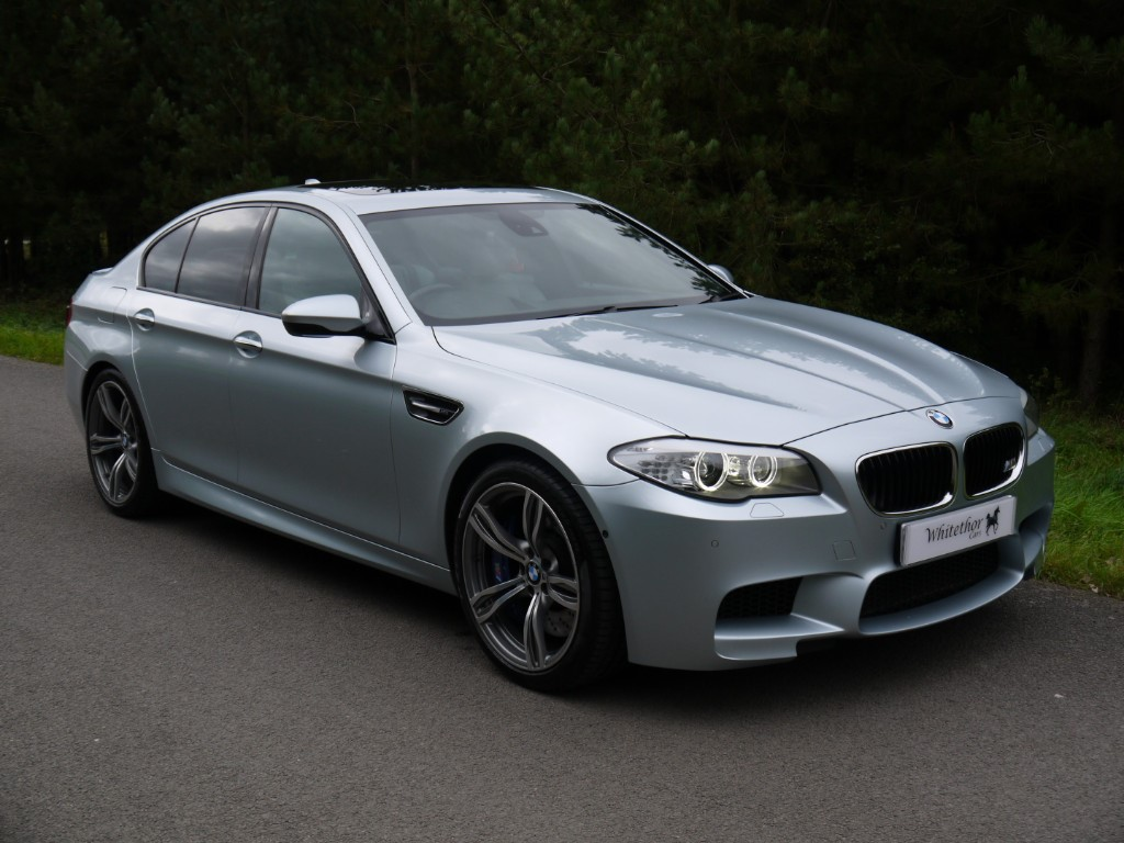 used BMW M5  in leicestershire