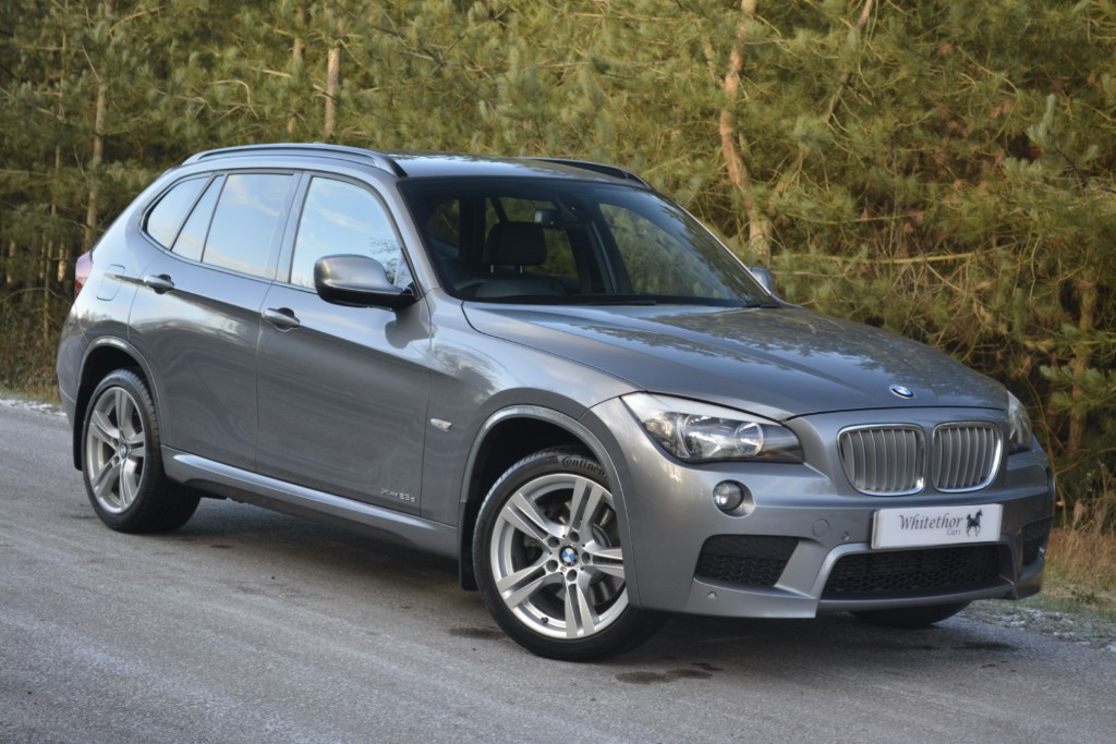 used BMW X1 XDRIVE23D M SPORT in leicestershire