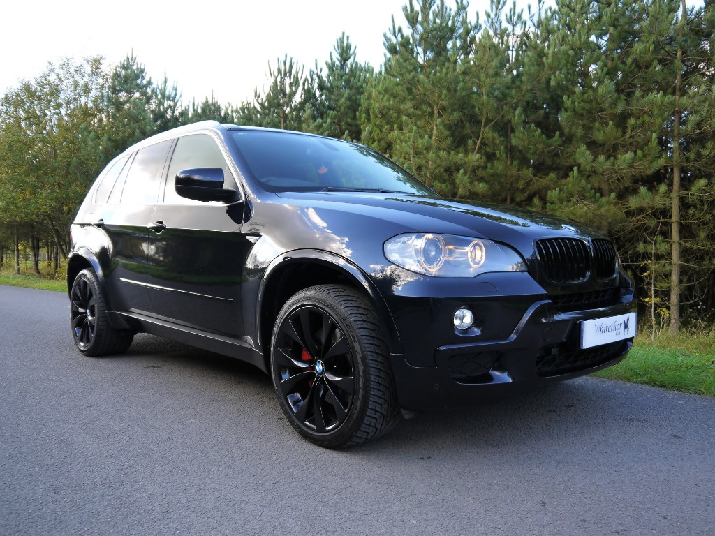 used BMW X5 SD M SPORT in leicestershire