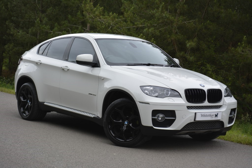 used BMW X6 XDRIVE30D in leicestershire
