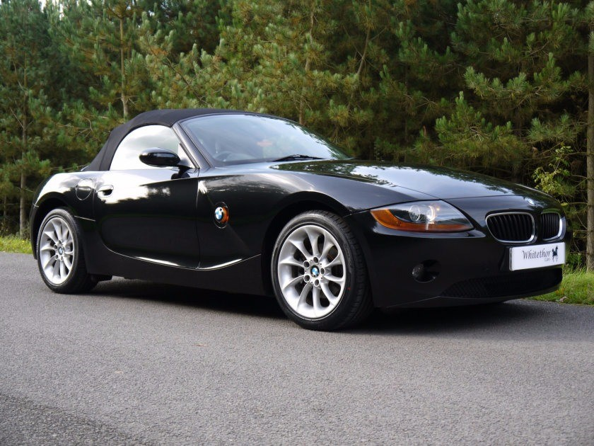 used BMW Z4 SE ROADSTER in leicestershire