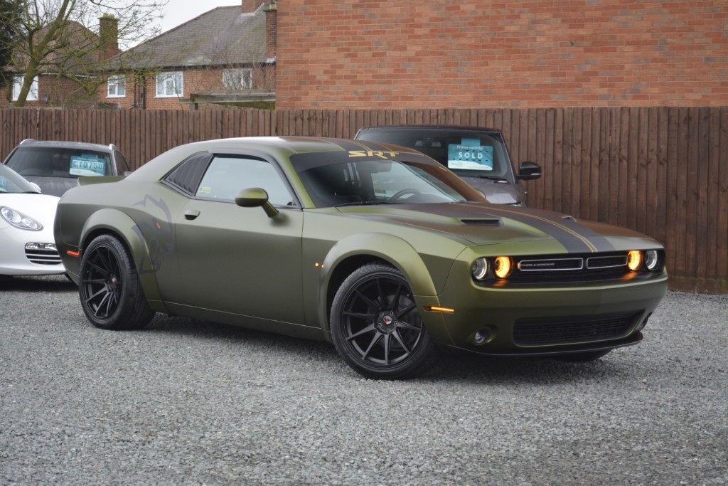 used Dodge Challenger  in leicestershire