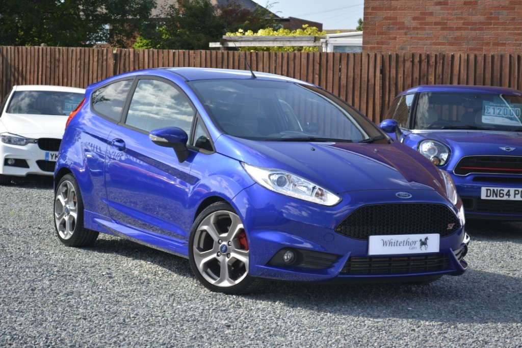 used Ford Fiesta ST-2 in leicestershire