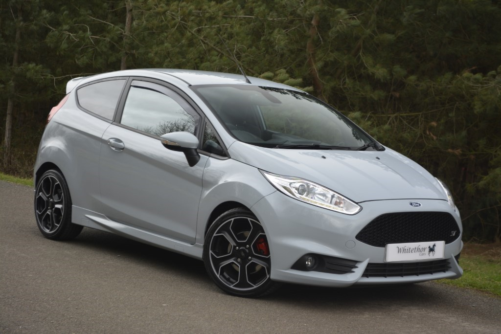 used Ford Fiesta ST200 in leicestershire