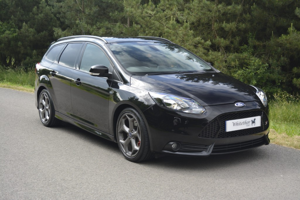 used Ford Focus ST-3 in leicestershire