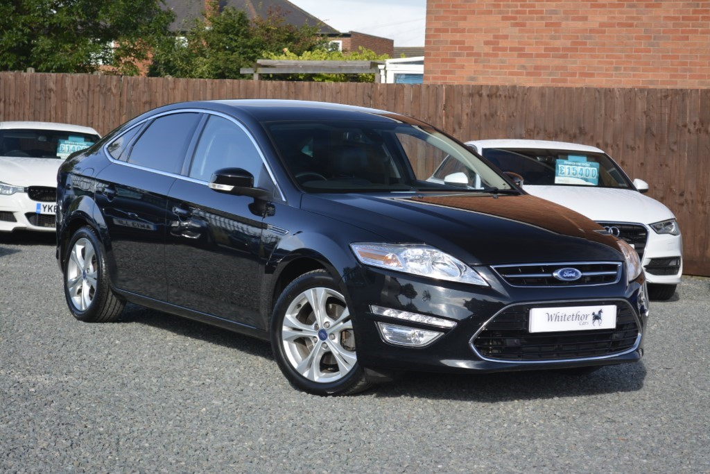 used Ford Mondeo TITANIUM X BUSINESS EDITION TDCI in leicestershire