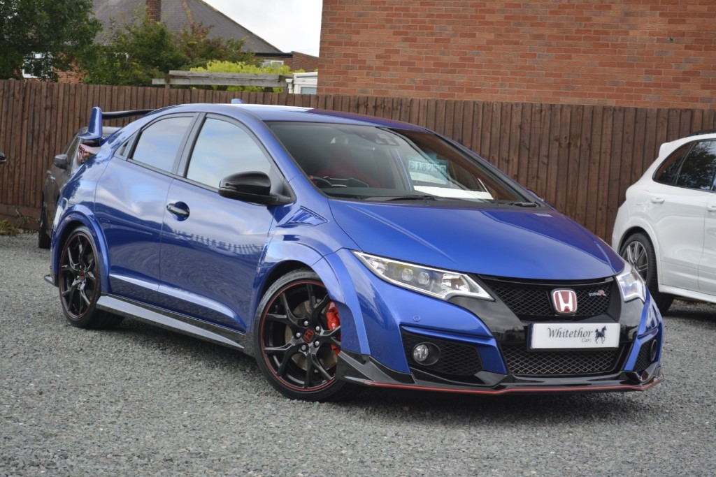 used Honda Civic I-VTEC TYPE R GT in leicestershire