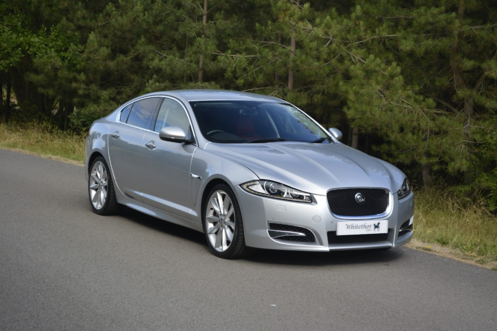 used Jaguar XF V6 S PORTFOLIO in leicestershire