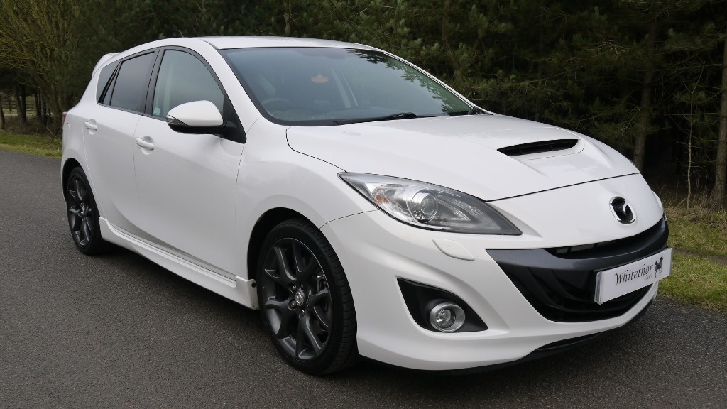 used Mazda Mazda3 MPS in leicestershire
