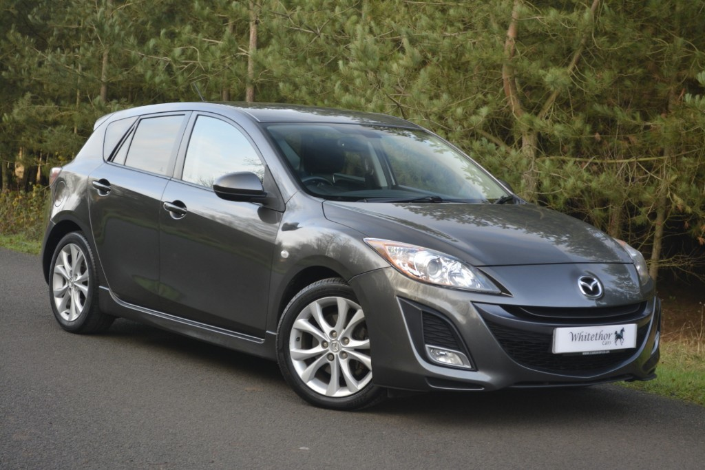 used Mazda Mazda3 D SPORT in leicestershire
