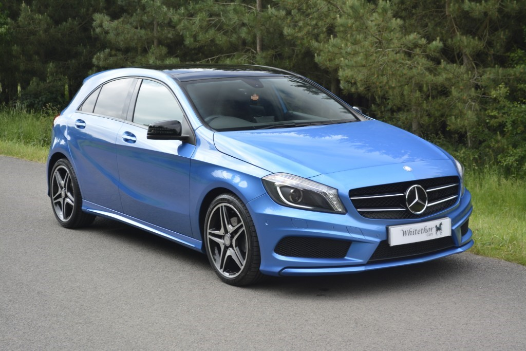 used Mercedes A180 CDI BLUEEFFICIENCY AMG SPORT in leicestershire
