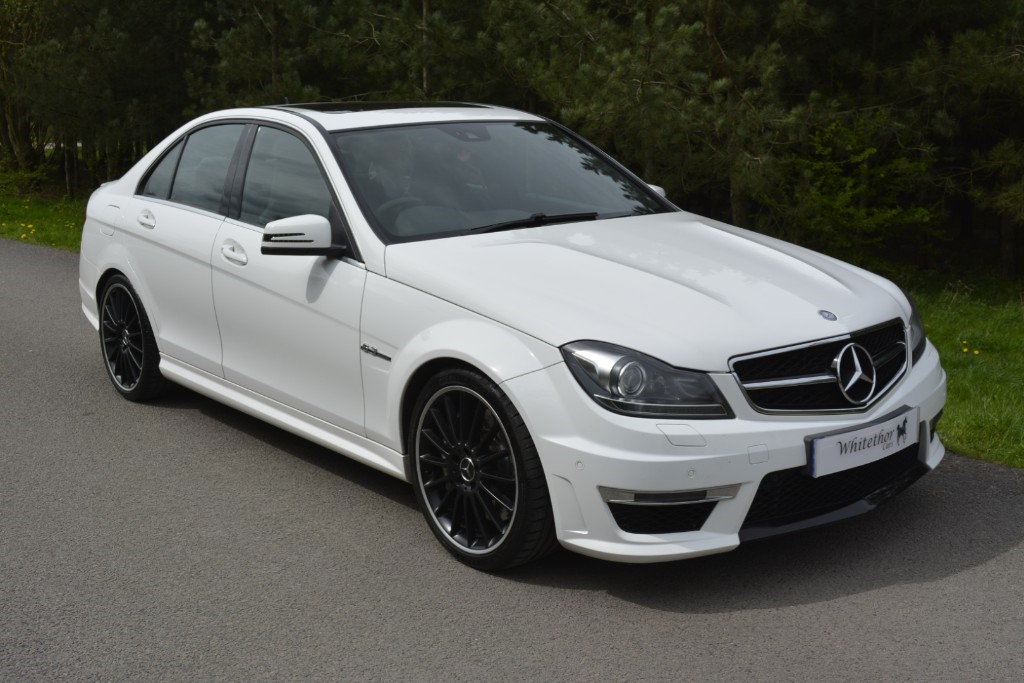 used Mercedes C63 AMG AMG in leicestershire