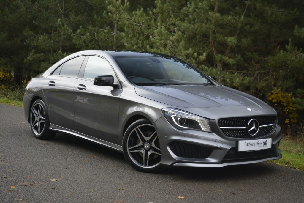 used Mercedes CLA 220 CDI CLA220 CDI AMG SPORT in leicestershire